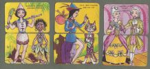 Collectable Vintage Cards game Panto 1956 by Pepys